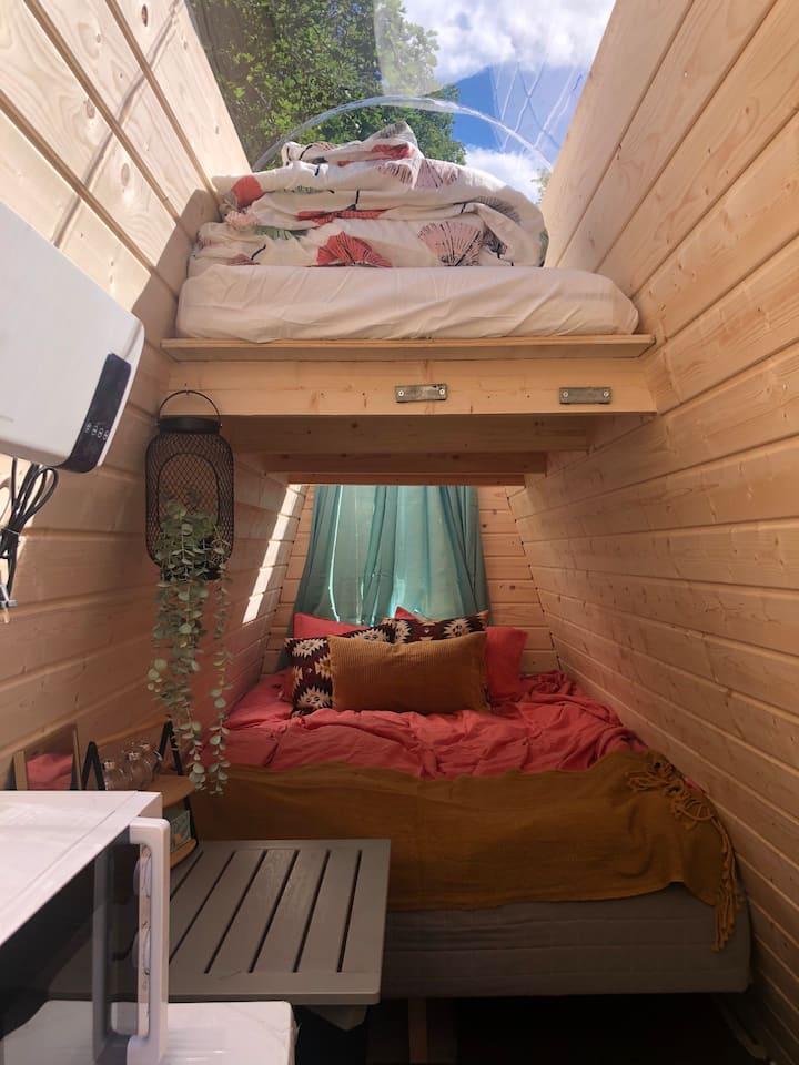 Family Skylight Cabin