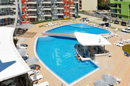 Apartment at Emberli Aparthotel Lozenets Beach BG - Lozenets