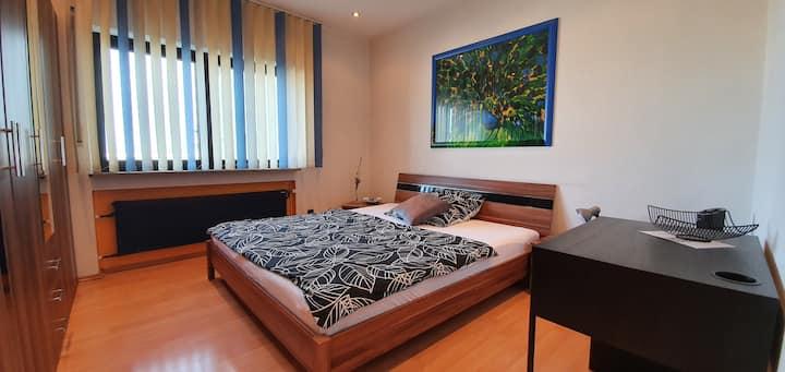 Nettes Gästezimmer in Ludwigsburg