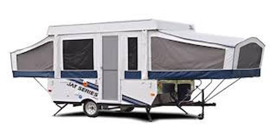 Awsome URBAN - FAMILY camping site 40 min Montreal - Saint-Jean-sur-Richelieu - Autocaravana