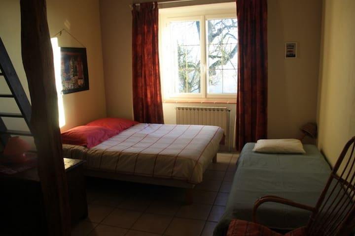 Chambre à Loubès Bernac