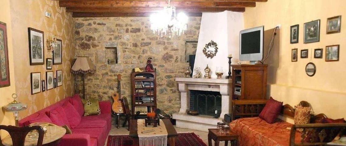 Stone-build GuestHouse PROSELINOS - Dimitsana - Inap sarapan