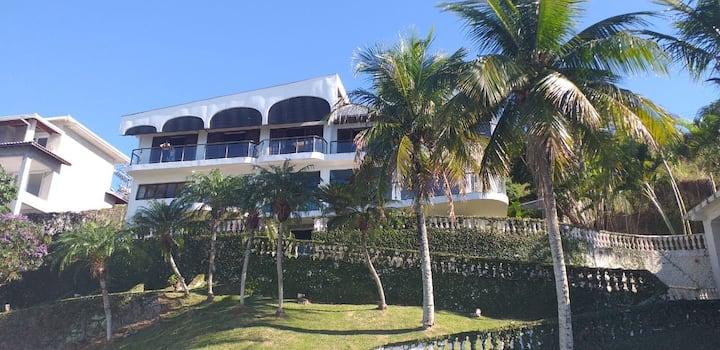 Casa Espetacular  vista exuberante para Ilhabela