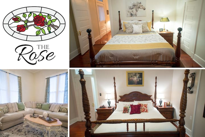 The Red and Yellow Rose Suite