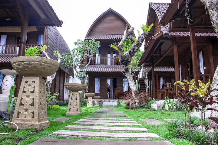 Boga Segara Villa and Resto - Double (A)