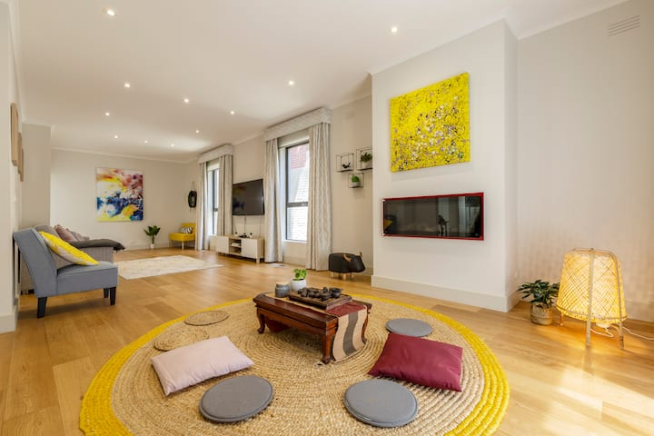 Inner Melb 6B3b Luxury Holiday House&Private Pool