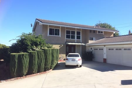 Zhang'home - 哈仙達岡(Hacienda Heights)