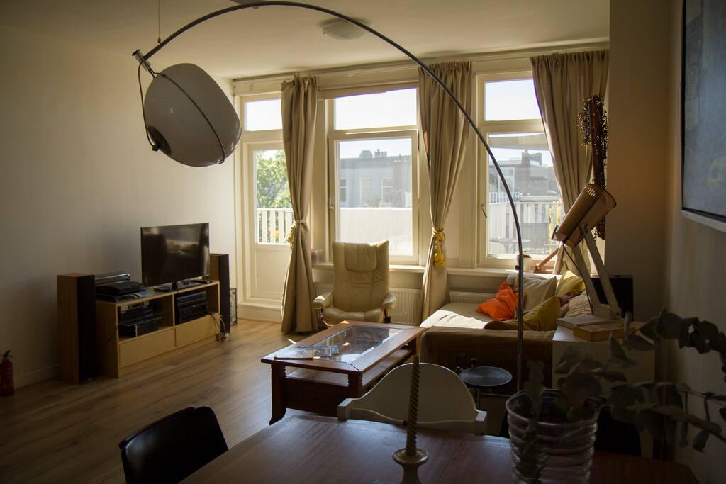 Living Room /// Woonkamer