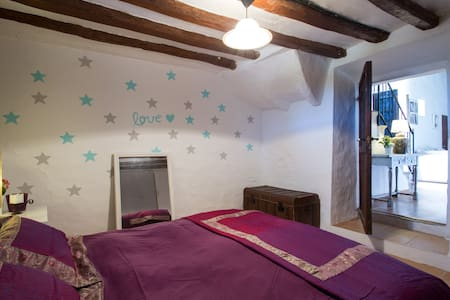 Double room in Can Viernes. - Santa Eulalia del Río