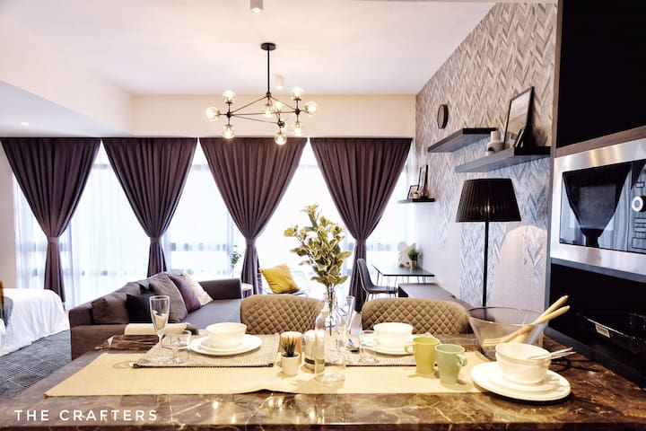 Designer studio: The Posh @ Anggun Residences