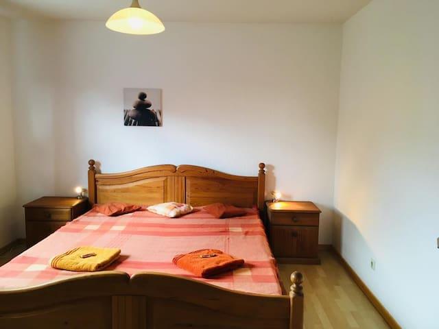 Gemütliches Doppelzimmer am Rande des Schwazwalds