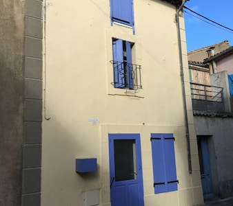 Charming Very Central Townhouse - Olonzac