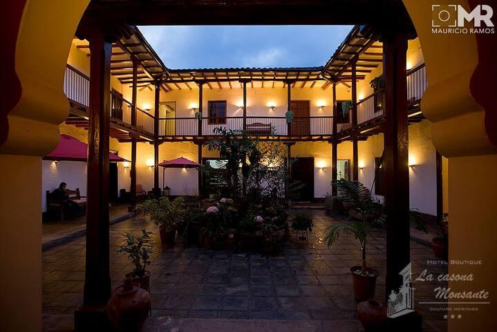 La Casona Monsante-Hotel Boutique