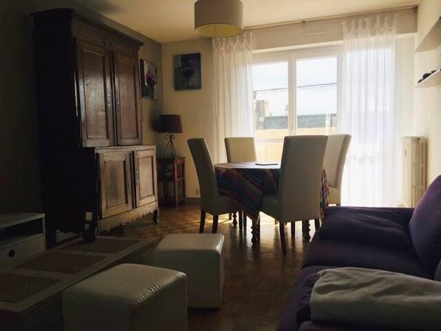 Appartement 2 chambres - Haute-Follis / Ferrié