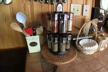 Des épices prêtes à relevé vos recettes