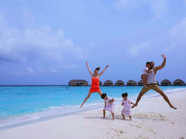 Budget Family Suites - Maldives