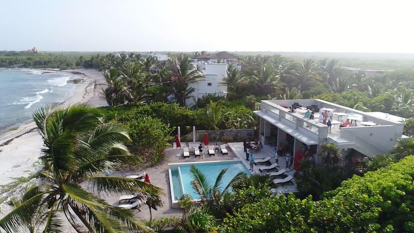 Steps Away from the Ocean, Kids Friendly Rooftop