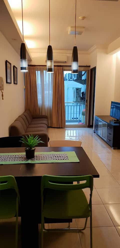 Galeri Ciumbuleuit. A Worthwhile Apartment to Stay