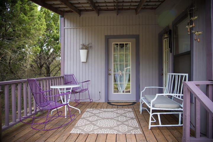 Lavender Cottage, The Wildflower Country Inn & Spa
