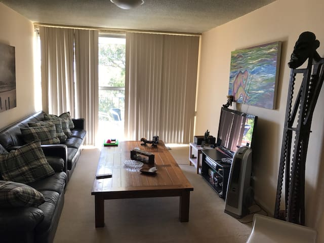 Room close to CBD. - Drummoyne - Appartement