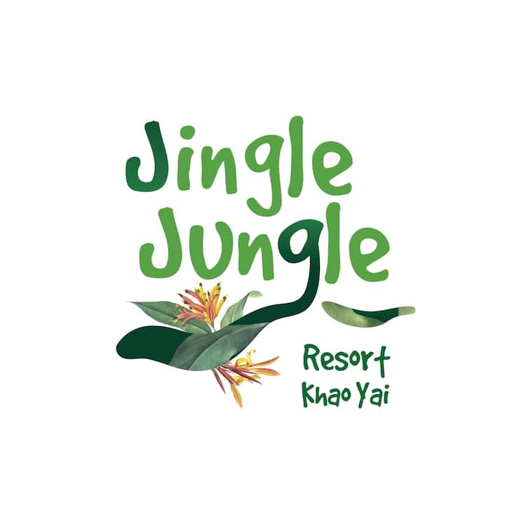 Jingle Jungle Resort khaoyai   รีสอร์ต