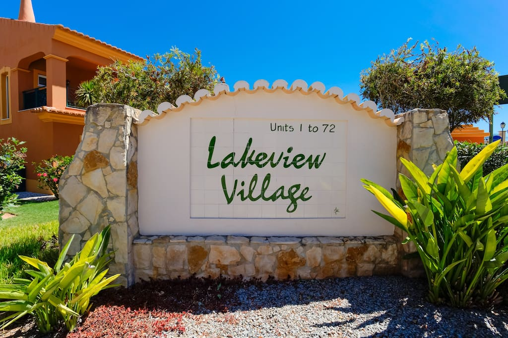 The sought after Lakeview Village area