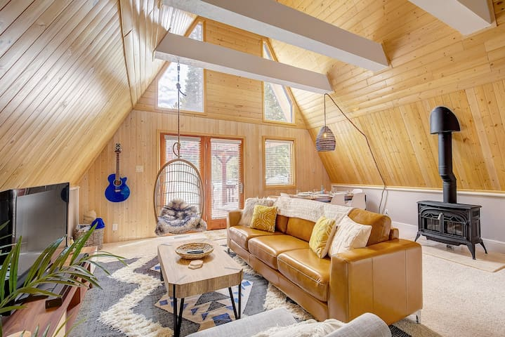 Intimate Mtn Retreat! Drive 5min to Downtown Breck