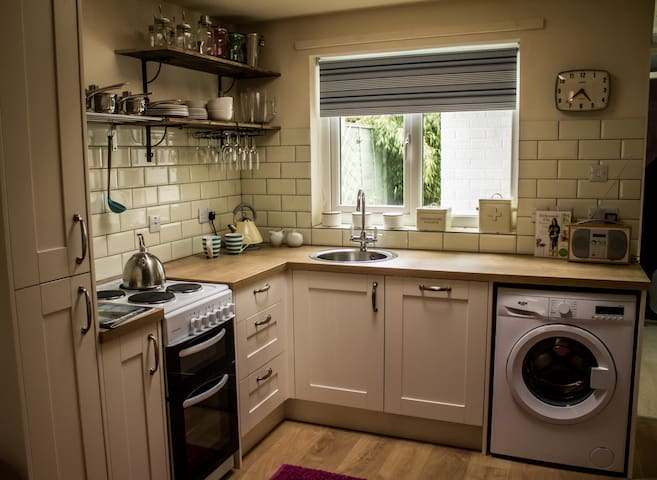 Cosy 2-bed terraced cottage - Beverley - Beverley - Ház