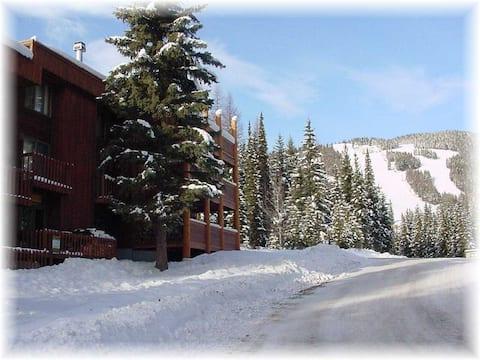 Ski In/Ski Out Condo
