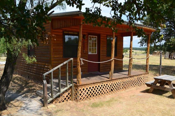 Cabin # 05 - Bluebonnet