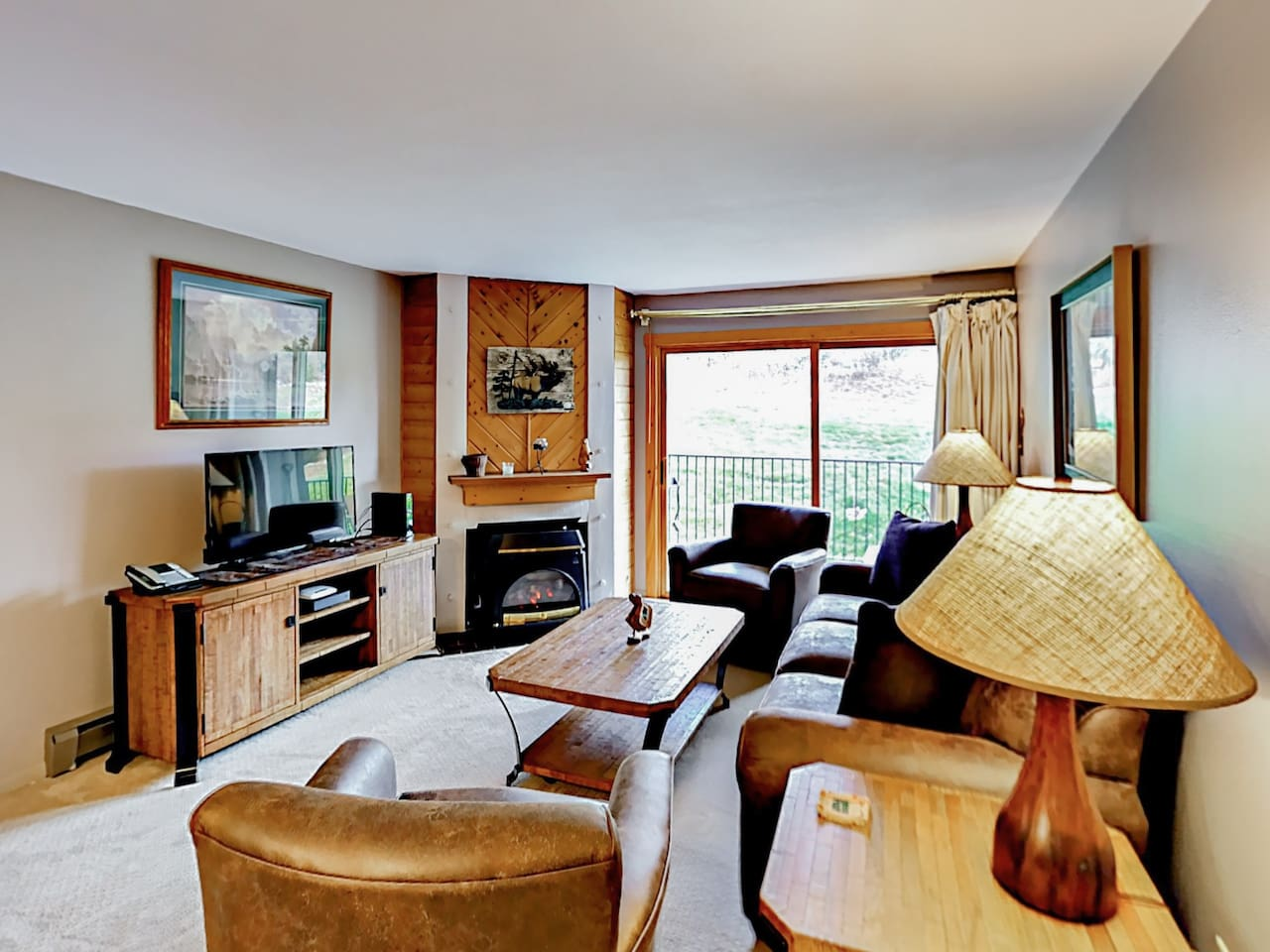 Welcome to Steamboat Springs! Your condo is professionally managed by TurnKey Vacation Rentals.