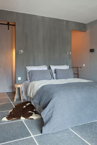 NIEUWE B&B 39m2 centrum Sneek 2 personen. - Sneek - Bed & Breakfast