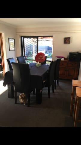 Family living - Blenheim - Casa