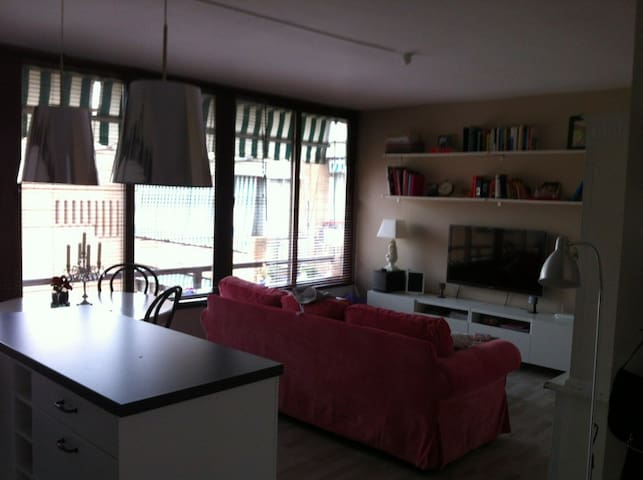 Piso con Parking y Piscina en Arturo Soria - Madryd - Apartament