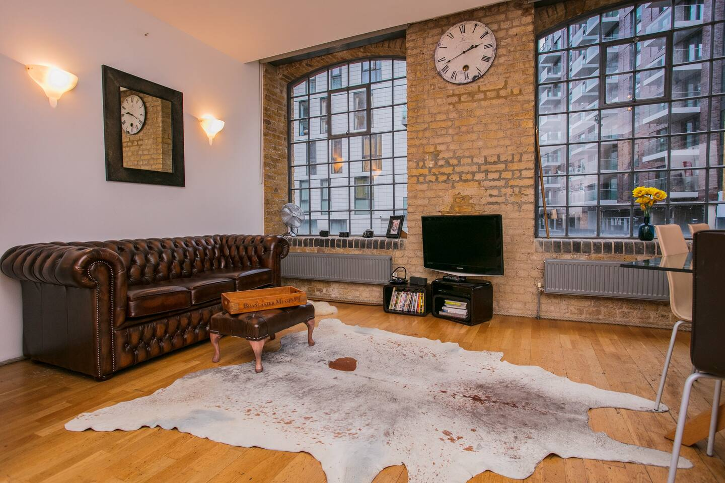 luxurious airy tower bridge loft lofts for rent in london united