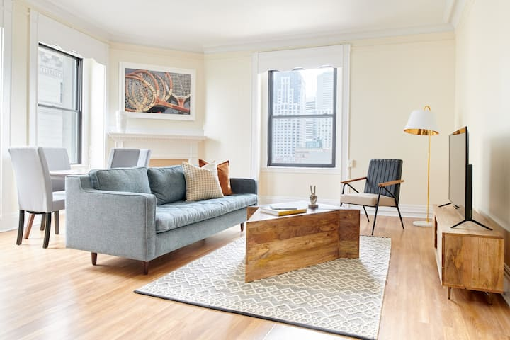 Sonder | Theater District | Pleasant 1BR