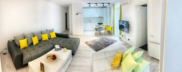 THome Floresti - modern design apartment