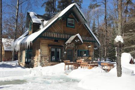 Cozy Northwoods Cottage Crivitz