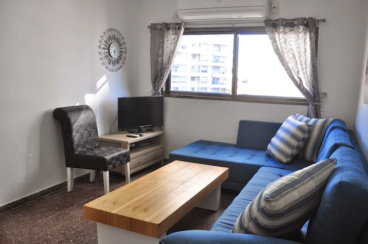 Nice apartment on Ben Gurion 81/545