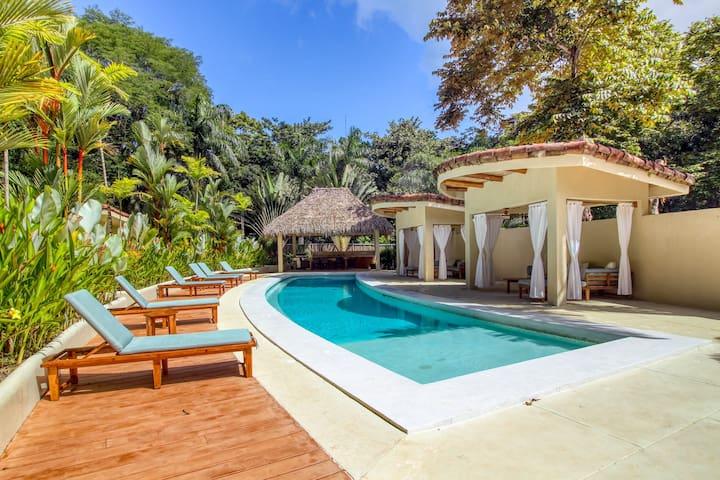 NEW LISTING! Villa w/ shared pool, cabanas & BBQ! Enjoy the nature!