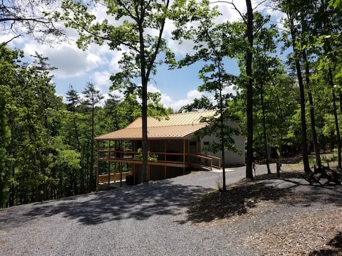 The Dove's Nest is a spectacular couples retreat
