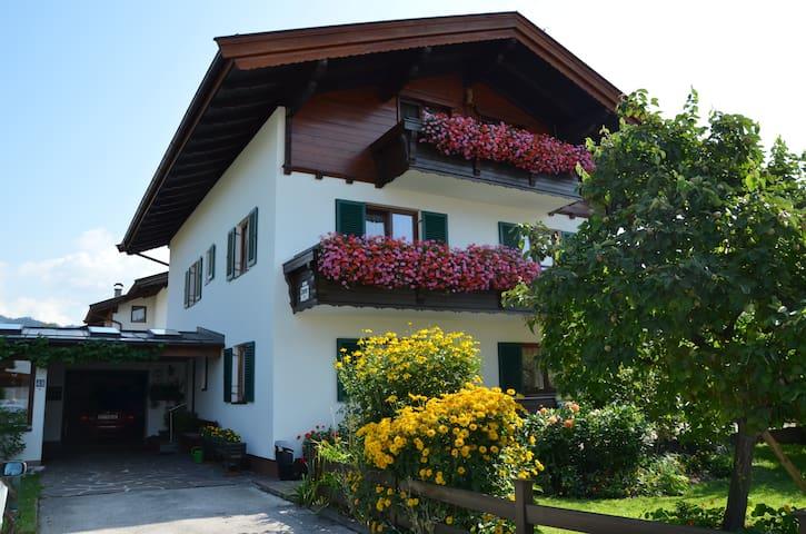 tolle Wohnung für Familien und Gruppen bis 6 Pers.