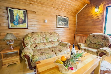 Gacka - Cozy One-Bedroom Cottage with Balcony - Mojkovac