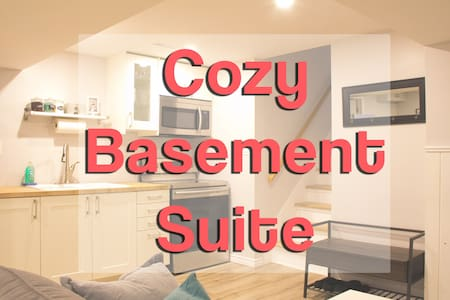 Cozy Basement Suite