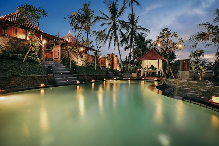 Keraman Luxuries  Villa Ubud