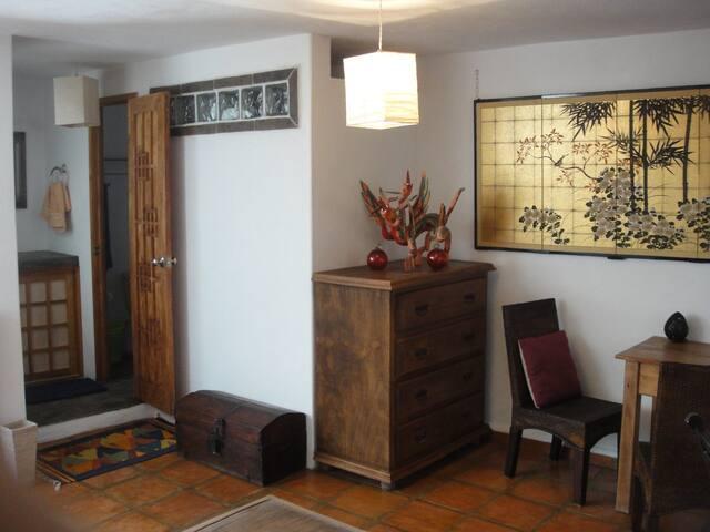 Sumptuous studio-loft, minutes from Centro!
