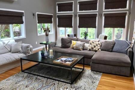 Stunning Contemporary Home- 5 bedroom, 3.5 bath