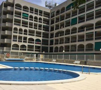 Turquesa - La Pineda - Apartment