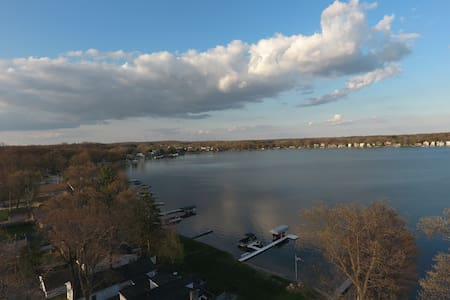 Nautical Home w/BostwickLake Access - Rockford - Hus