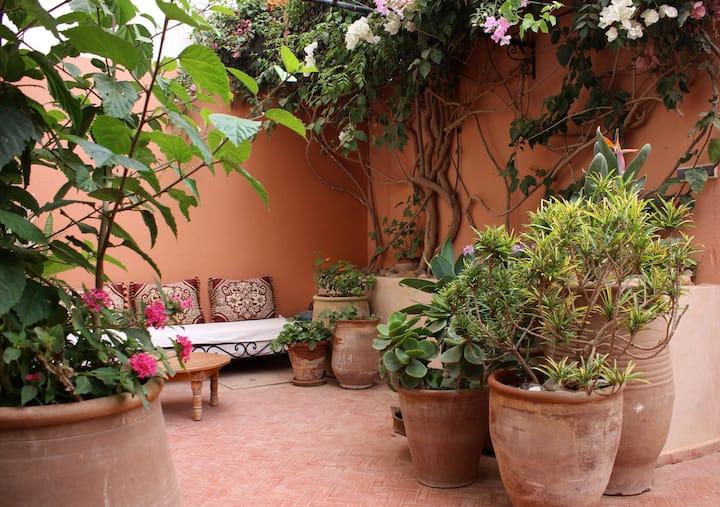 Tifawin Home&Garden, 3bedroom house Mirleft Centre